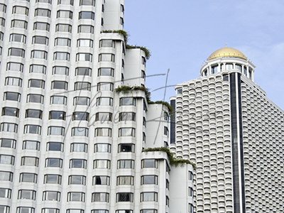 Locations in Thailand: Buildings