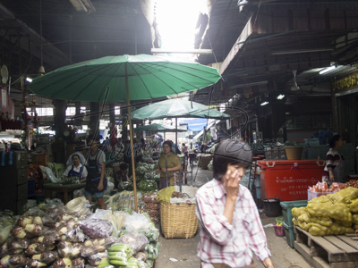 Locations in Thailand: Markets