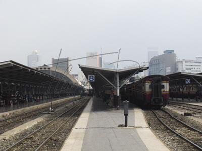 Locations in Thailand: Railway Stations