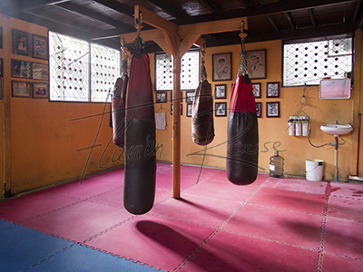 Locations in Thailand: Muay Thai
