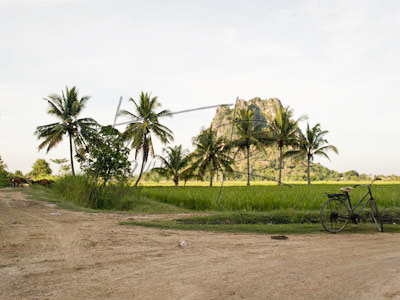 Locations in Thailand: Fields