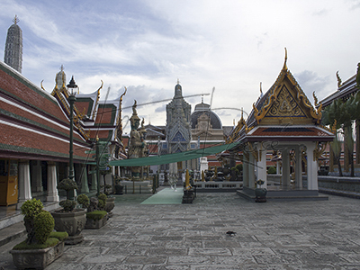Locations in Thailand: Temples