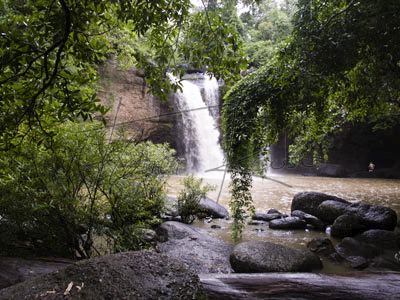 Locations in Thailand: Waterfalls