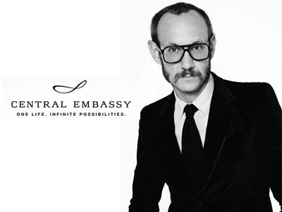 Central Embassy SS 2015 Campaign by Terry Richardson