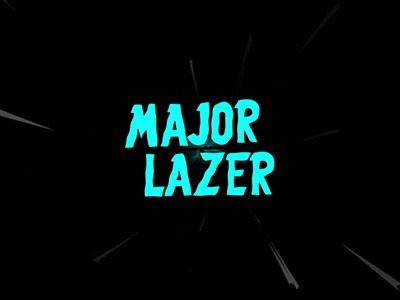 Major Lazer – Night Riders (feat. Travi$ Scott, 2 Chainz, Pusha T, & Mad Cobra) (Official Music Video)