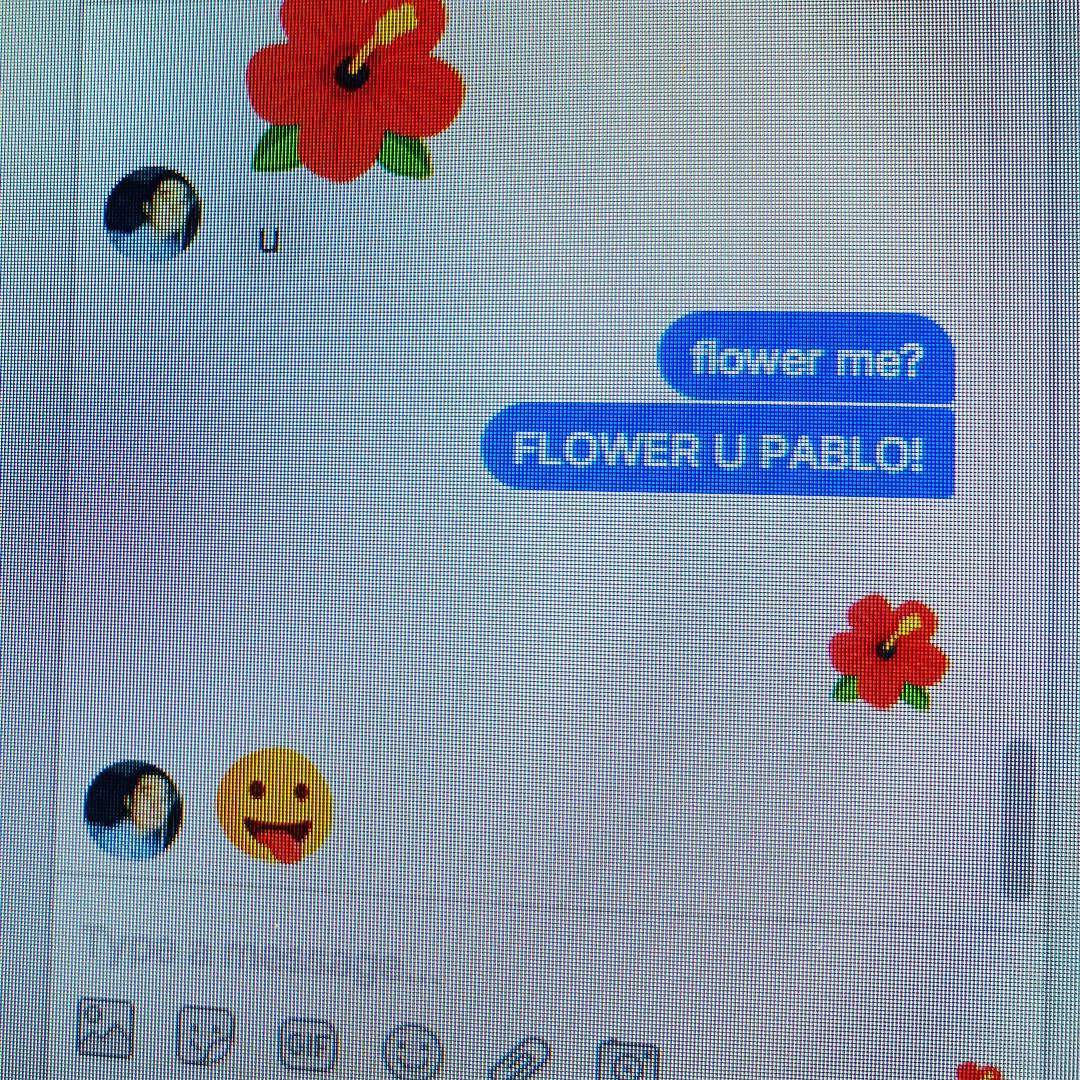 FLOWER U! #friends?