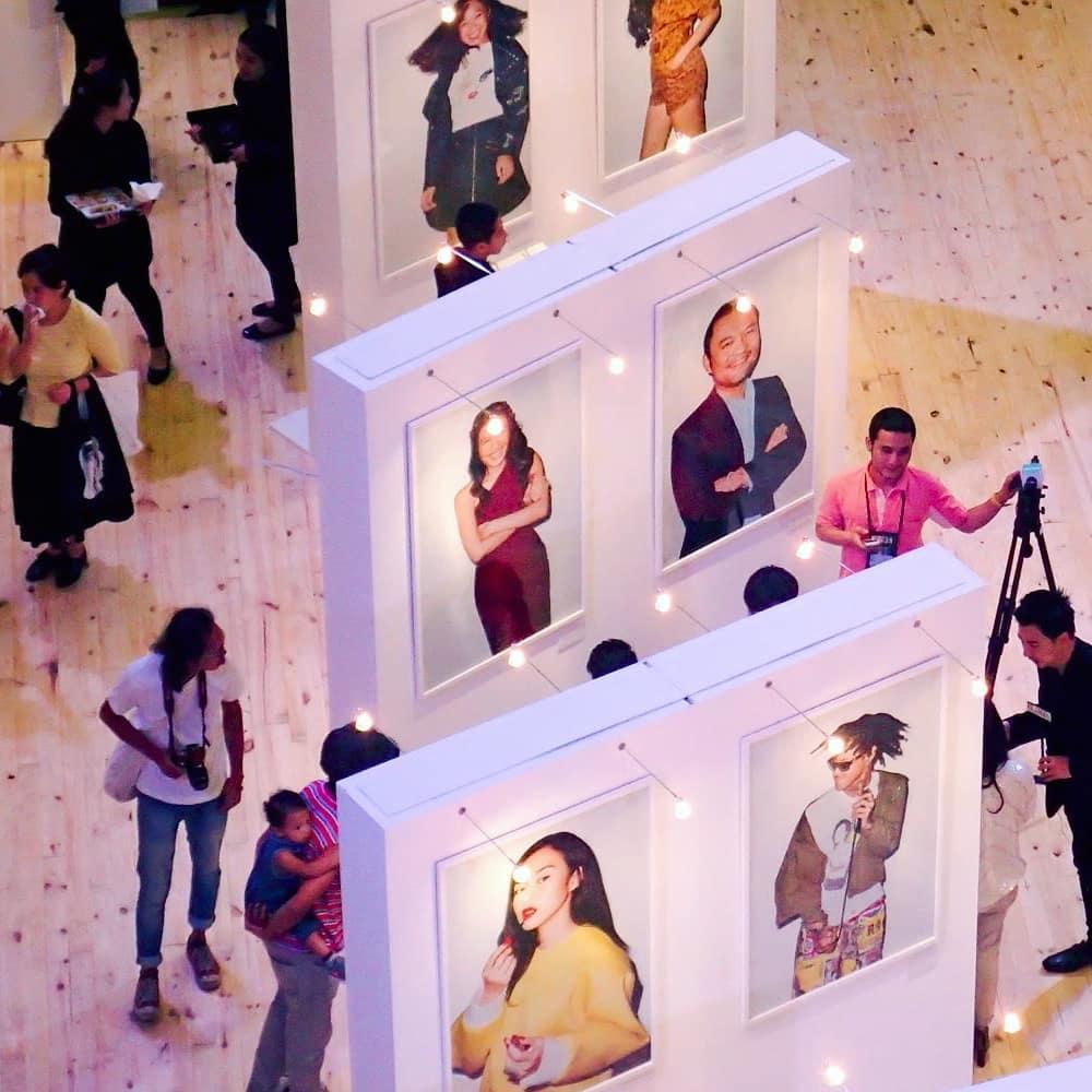 #centralembassy #exhibition #coolpeople #terryrichardson #bangkok #thailand #tb #photo #production #bts #behindthescenes #producerlife